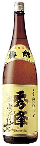 梅錦 特撰 秀峰 瓶 [ 日本酒 1800ml ]