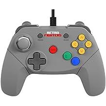 Retro Fighters Brawler64 Next Gen N64 Controller Game Pad - Nintendo 64