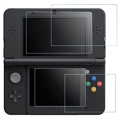 Nintendo NEW 3DS 用 保護フィルム + スタ...