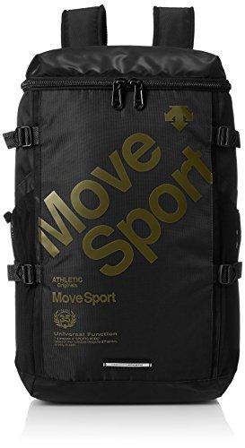 [デサント] リュック MoveSports スクエアバックパック DMALJA07DT
