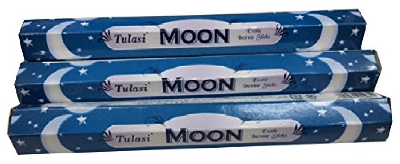 根絶する歯科医韓国TULASI サラチ STICKS お香 60本入り MOON ムーン 640188-3