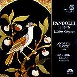 ジョヴァンニ・アントニオ・パンドルフィ:ヴァイオリンとクラヴサンのためのソナタ(1660)全曲 [Import] (VIOLIN SONATAS|VIOLIN SONATAS)