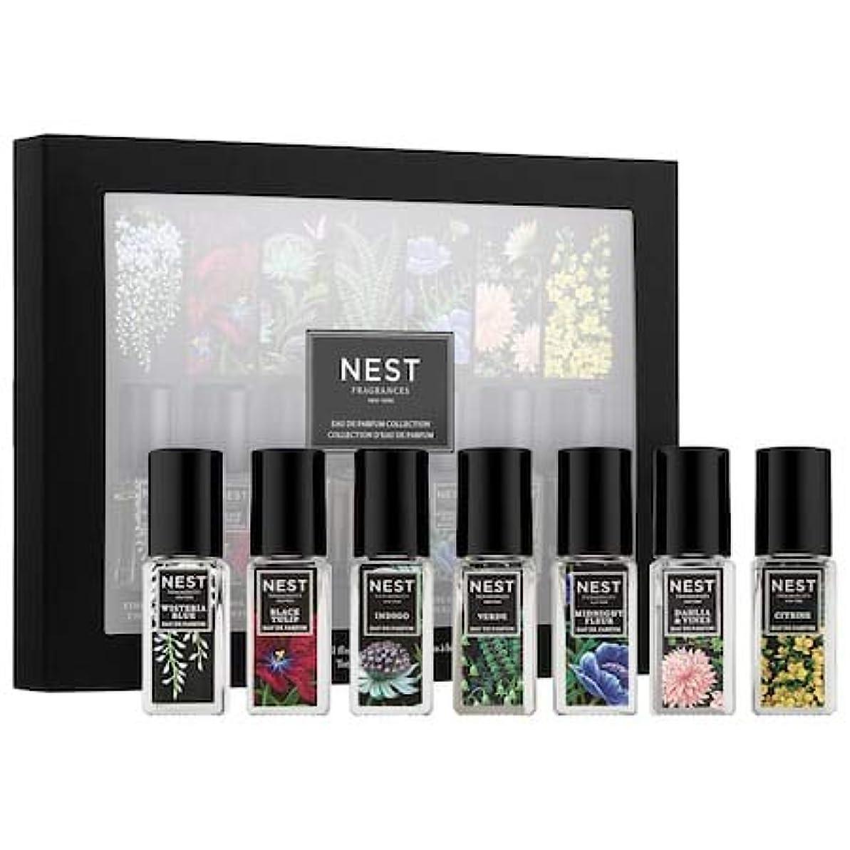 蘇生するフラフープ抜粋Nest Eau de Parfum Collection Coffret (ネスト オーデパルファム コレクション コフレット) 0.1 oz (3ml) Rollerball (ロールオン) x 7個