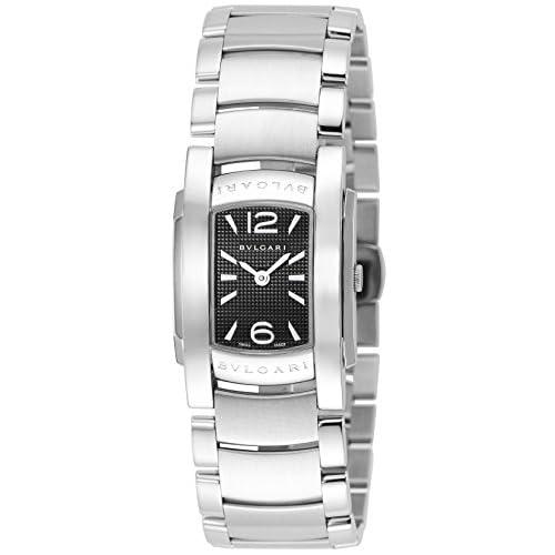 [ブルガリ]BVLGARI 腕時計 アショーマD ブラック文字盤 AA35BSS レディース 【並行輸入品】