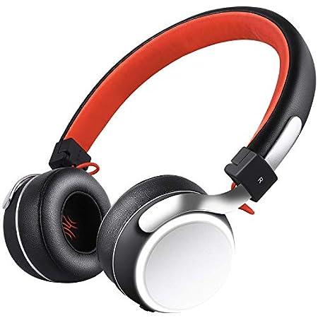 【1/10まで】OneAudio バスブースト機能搭載Bluetoothヘッドホン 1,550円送料無料!