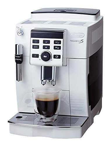 デロンギ『マグニフィカS コンパクト全自動コーヒーマシン ECAM23120BN』