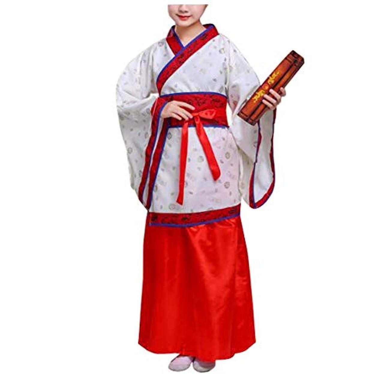 郡スラム街懐疑的子供衣装Hanfuスカート、フェアリードレス、ダンス衣装、写真の小道具、B03