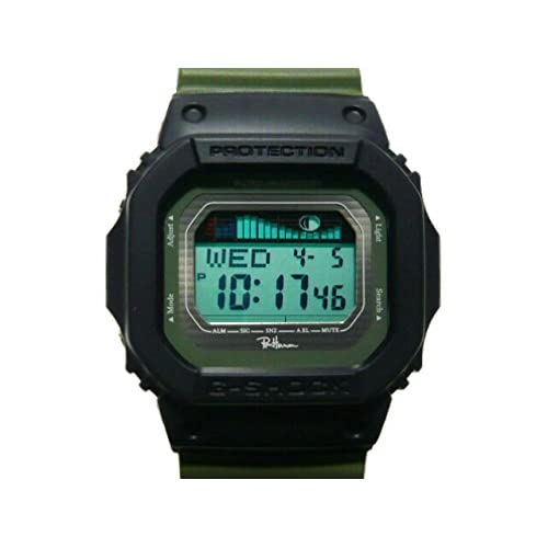 Ron Herman x G-SHOCK CASIO ロンハーマン カシオコラボ 17 SSカーキ Gショック  GLX-5600RH-3JR 腕時計 Khaki/Black