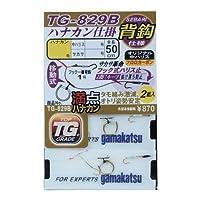 がまかつ(Gamakatsu) 満点ハナカン仕掛 TG-829B 7-1.2