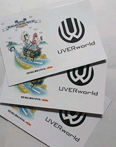 【UVERworld】ライブグッズおすすめ人気ランキングTOP10!crewのマストアイテムはコレ♪の画像