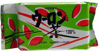 ウーロン茶 100% 昭和(52包入)