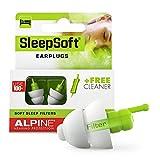 ALPINE HEARING PROTECTION 耳栓 SLEEP SOFT MINI GRIP