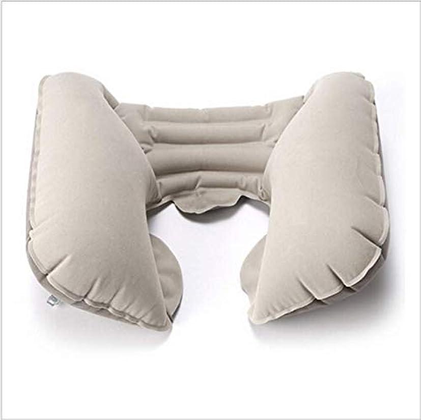 甘美な記事コマースHPYOD HOME 旅行U字型インフレータブル枕、首の襟、枕、環境に優しいPVCの生産U字型枕