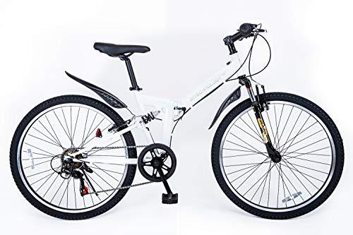 21Technology MTB 折りたたみ自転車 B00I31ES42 1枚目