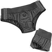 New Stráp On Wearable Harness Belt Pants Strapless Panties Belt for Men Women Couples-2020-XIN