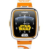 Star Wars 194243 Bb-8 Camera Watch, White/Orange