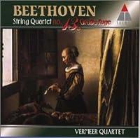 ベートーヴェン:弦楽四重奏曲第13番/大フーガ