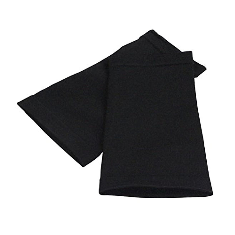 ファッション劣る九ROSENICE アームスリーブ スポーツフィットネス用シェイパースリーブプロテクティブアッパーアームシェイパースリーブの改良(黒)