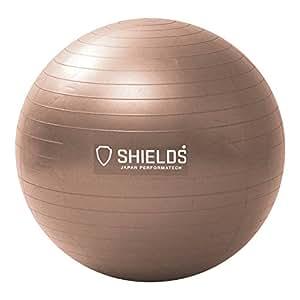 SHIELDS(シールズ) ジムボール65 アンチバーストタイプ ハンドポンプ付 SBAL-65(GLD)
