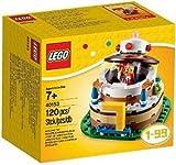 海外限定 レゴ lego 40153 Birthday Decoration Cake Set ケーキセット120ピース [並行輸入品]