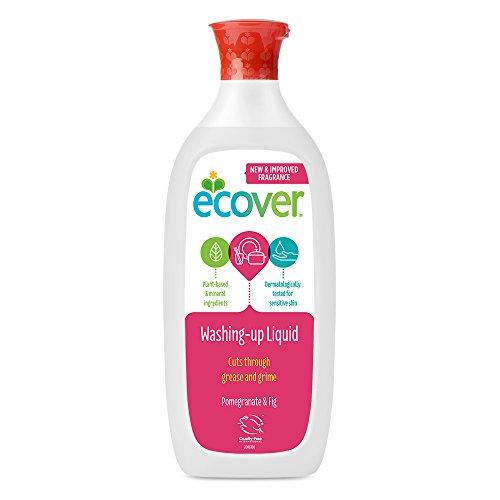 エコベール 食器用洗剤 ザクロ 本体500ml
