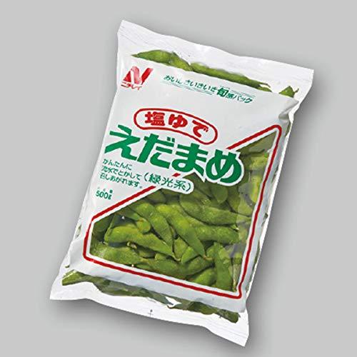 【業務用】ニチレイ タイ 塩ゆで枝豆75LB 500g