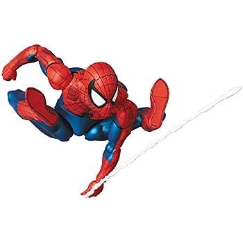 MAFEX マフェックス No.075 スパイダーマン コミックバージョン 二次生産分 ノンスケール 塗装済み アクションフィギュア