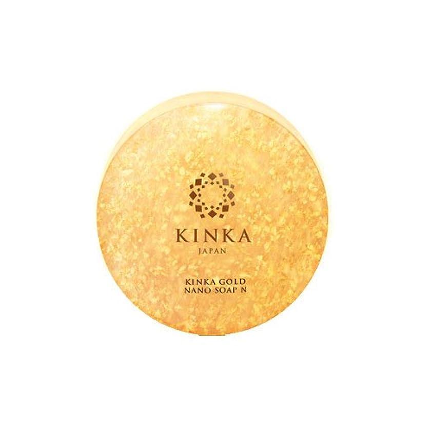 象クランシー壮大な箔一 金華ゴールド ナノソープ N C152-016 100g