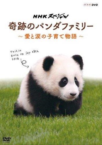 【Amazon.co.jp限定】NHKスペシャル 奇跡のパンダファミリー~愛と涙の子育て物語~(オリジナルブロマイド付) [DVD]