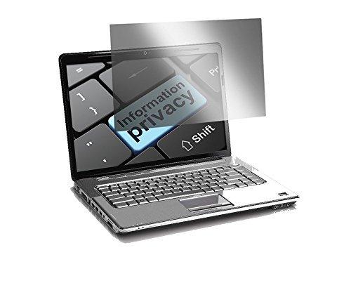 FlexzionプライバシーフィルタアンチグレアスクリーンプロテクターFilm破損傷防止for 14.1インチワイドスクリーン表示PCラップトップデスクトップノートブックコンピュータLCDモニタ