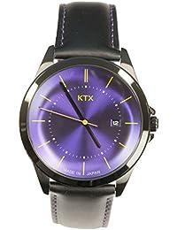 [ケーティーエックス]KTX 腕時計 3針 デイト KX101-10 メンズ