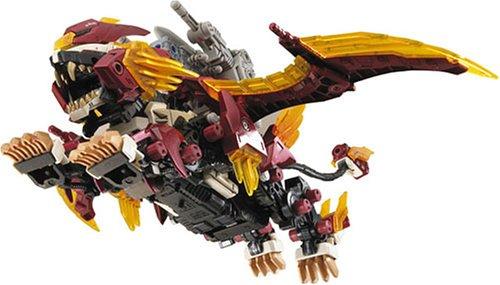 Zoids FZ001 Liger Zero Phoenix