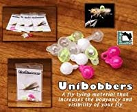 Westwater Prod。Fly Tying unibobbers–Assorted 13パック
