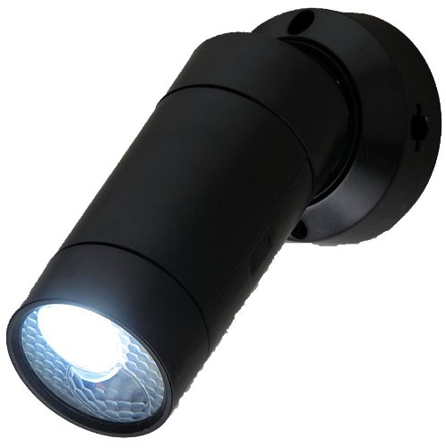 ELPA 乾電池式LEDセンサーライト ESL-05BT(BK)