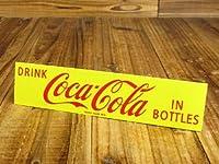 コカコーラ ステッカー Coca Cola IN BOTTLES_SC-CCBS2-LFS