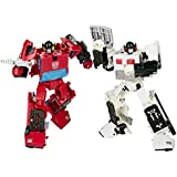 Transformers Generations Selects Deluxe WFC-GS20 Cordon and Autobot Spin-Out 2-Pack