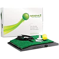 optishot2 ゴルフスイング練習機 ゴルフシュミレーター OPTISHOT2 オプティショット2 2015最新版 並行輸入品 [並行輸入品]