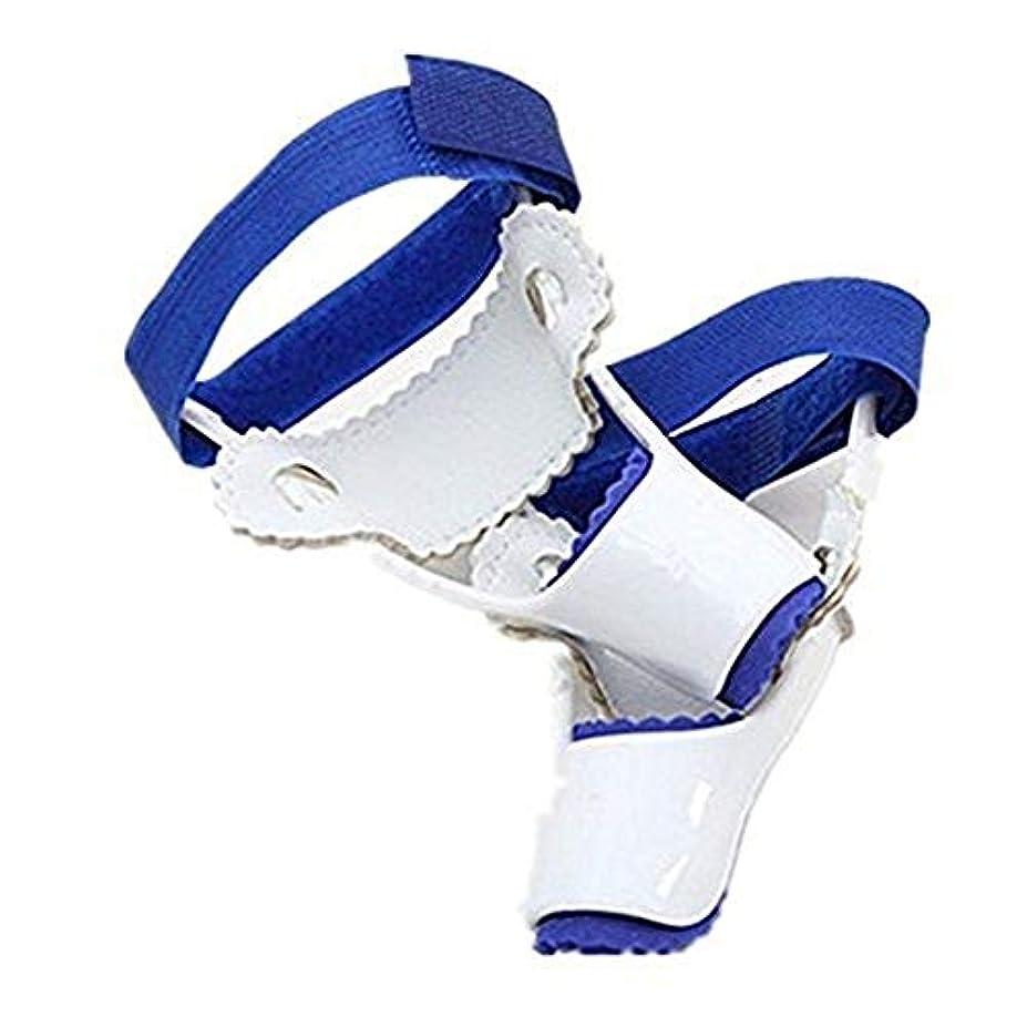 チラチラする晴れペデスタル足サポーター 外反母趾 サポーター 内反母趾 内反小趾 親指 矯正 寝ている間に 美脚 姿勢改善 足の痛み緩和 調節可能な 男女兼用(3組)