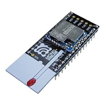 超簡単! 無線マイコンTWELITE DIP-トワイライトディップ 2次元マッチ棒アンテナタイプ  ピンヘッダ端子実装