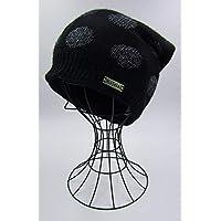 ドイツ発(MOSHIKI BRAND):レディース ヘチマ型ニット帽子:GURJA