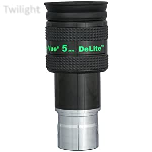 "Tele Vue Delite Series 5mmアイピース( 1.25"" )"
