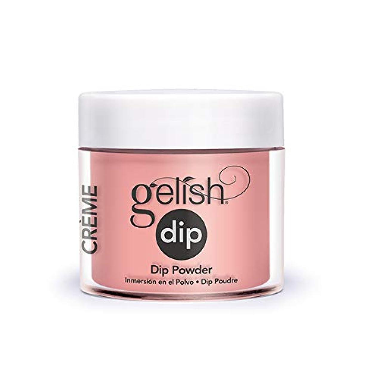 結婚した雇ったに賛成Harmony Gelish - Acrylic Dip Powder - Don't Worry, Be Brilliant - 23g / 0.8oz