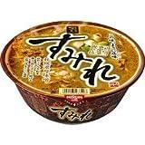 日清食品 すみれ 札幌濃厚味噌 145g×12個