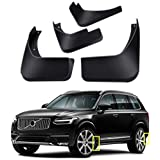 TOPGRIL Fit for Volvo XC90 2016-2021 Mud Flaps Kit Mud Splash Guard Front and Rear 4-PC Set