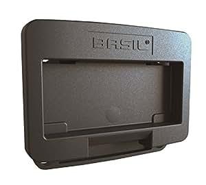 BASIL(バジル) バスケット クリックフィックス アダプタープレート  ブラック 014310