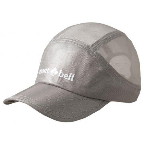 モンベル(montbell) ステンレスメッシュ フィールドキャップ NI(ニッケル) フリー 1108395