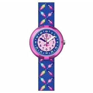 [フリックフラック]Flik Flak [フリック フラック]FLIK FLAK キッズ腕時計クール・フェザー FPNP016 ガールズ 【正規輸入品】 FPNP016 ガールズ 【並行輸入品】