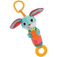 Perfk ぬいぐるみ おもちゃ 教育玩具 子ども 贈り物 ラトル 風チャイム ベビーカー 装飾 4色選ぶ - #3