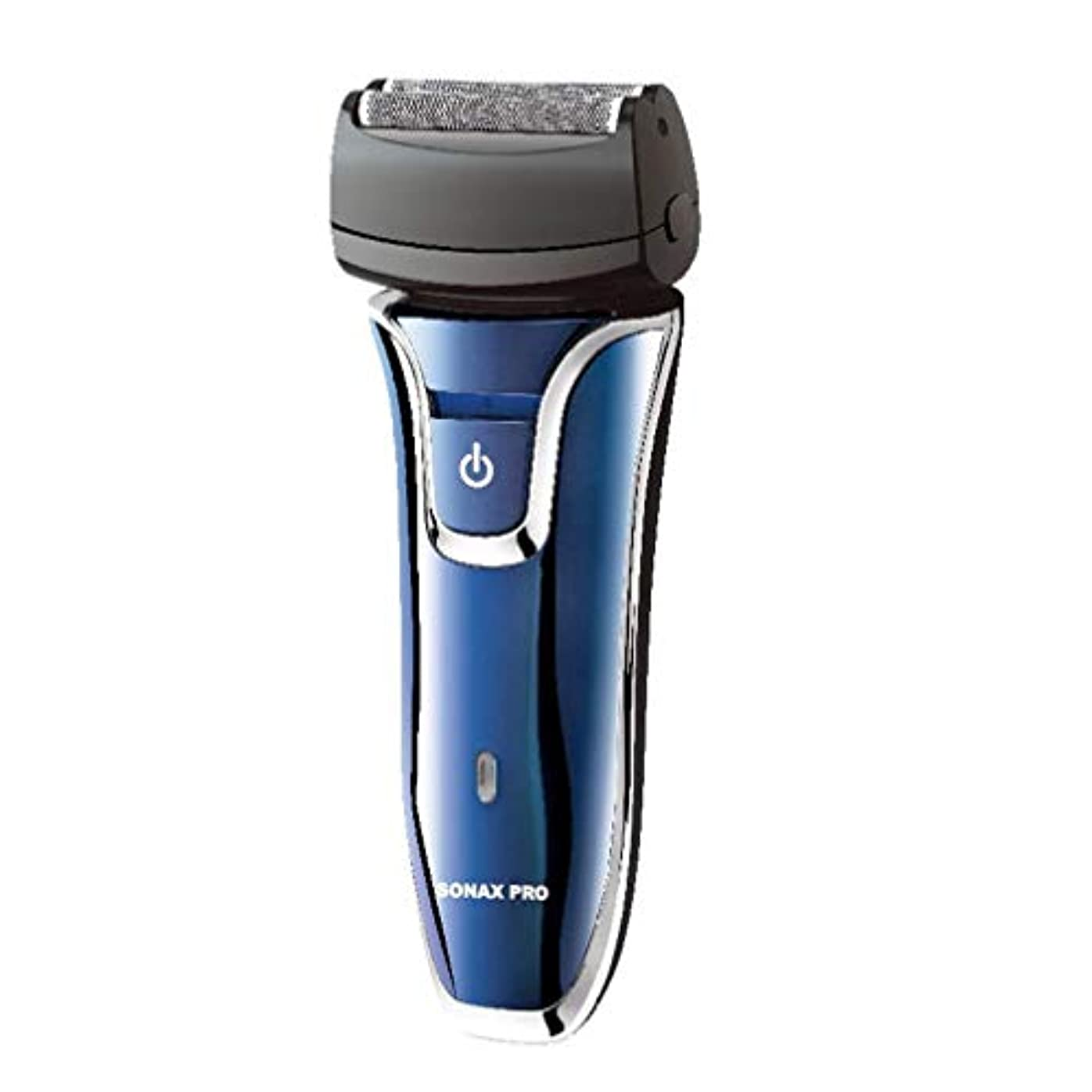 Sonax Proの電気かみそり往復ダブルメッシュシェービングナイフ男充電式髭ナイフN-7722の場合