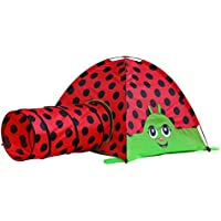 Giga Tent Lily the Lady Bug Play Tent [並行輸入品]